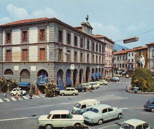 Piazza Garibaldi Iseo